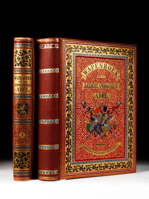 Wappenbücher des niederländischen Adels