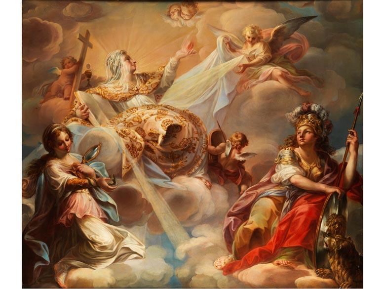 Französischer Maler des 18. Jahrhunderts