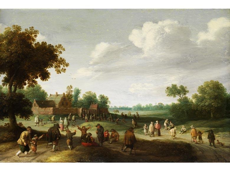 Joost Cornelisz Droochsloot, 1586 - 1666, zug.