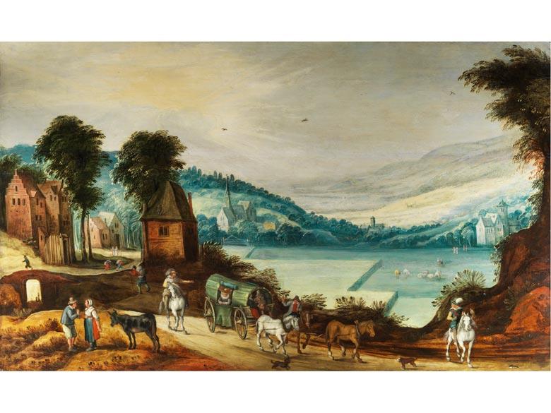 Joos de Momper, 1554 Antwerpen - 1635, Umkreis