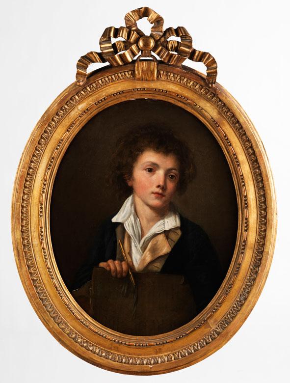 Nicolas Bernard Lépicié, 1735 - 1784, Schüler von Carle van Loo