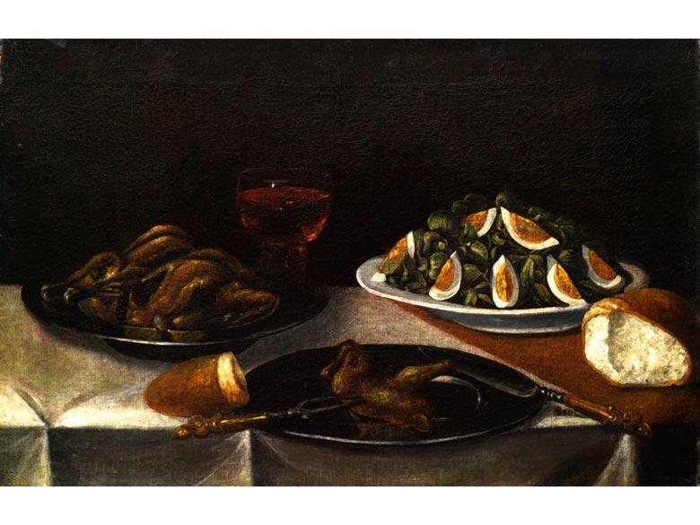 Maler der spanischen Schule des 17. Jahrhunderts