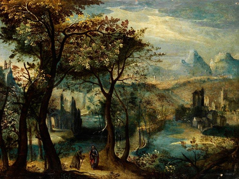 Niederländischer Meister nach David Vinckboons, 1576 - um 1632
