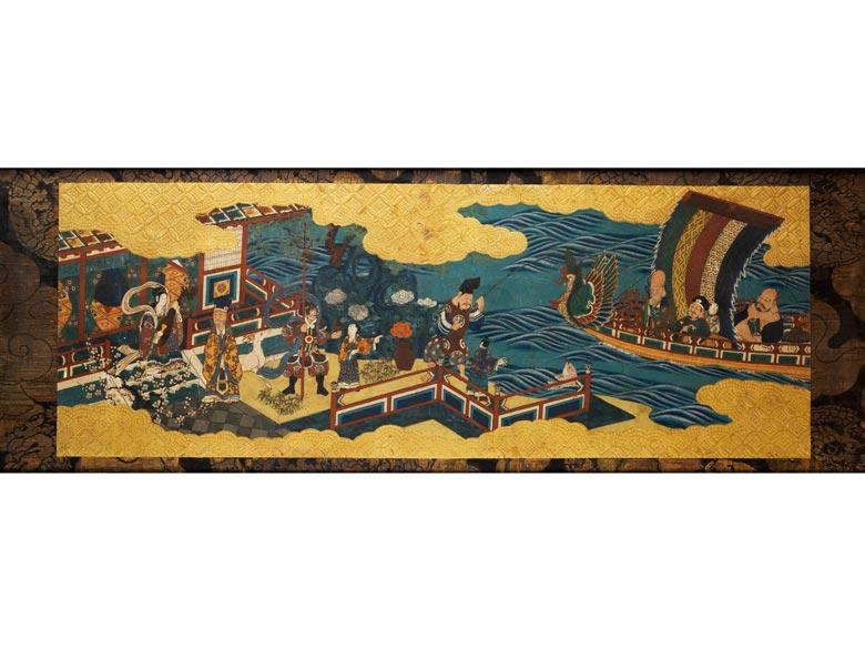 Japanischer Maler des 19. Jahrhunderts