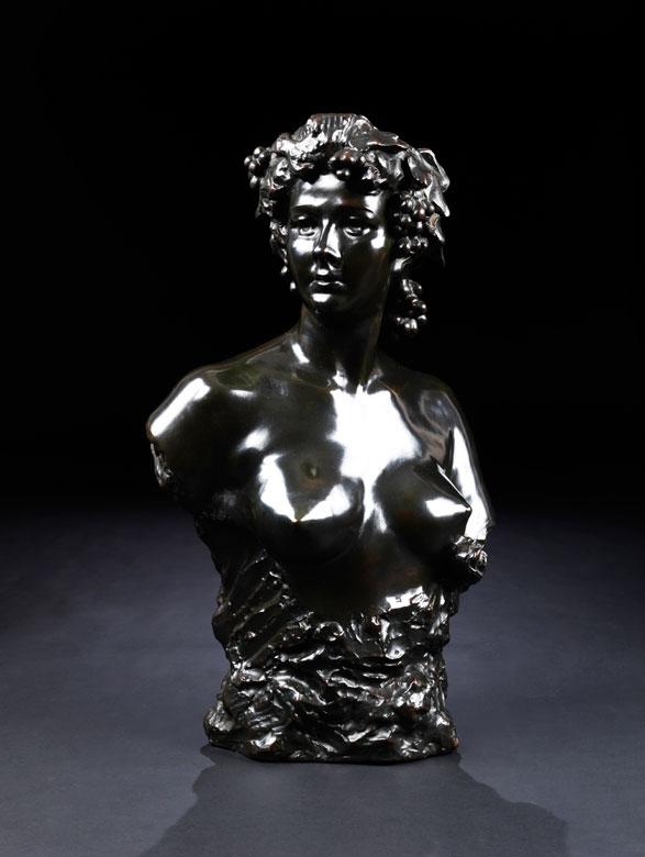 Jef Lambeaux, 1852 Antwerpen - 1908 Brüssel, bedeutender belgischer Bildhauer
