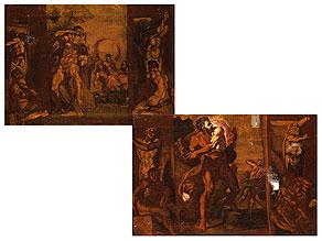 Italienischer Maler des 17. Jahrhunderts  aus dem Kreis des Venezianers Giulio Carpioni, 1613 - 1678