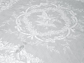 Detail images:  Prachtvolle Tafelgarnitur um 1900