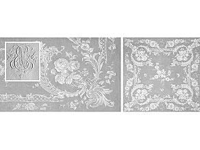 Detail images:  Prachtvolle Tafelgarnitur mit Rokoko-Motiven