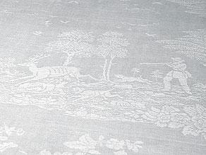 Detail images:  Jagdtafeltuch