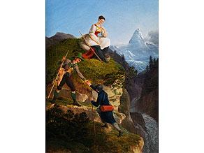 Detail images:  Friedrich Philipp Reinhold, 1779 Gera - 1840 Wien