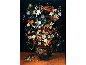 Detail images:  Flämischer Meister des 19. Jahrhunderts. in der Stilnachfolge von Jan Brueghel d. J.