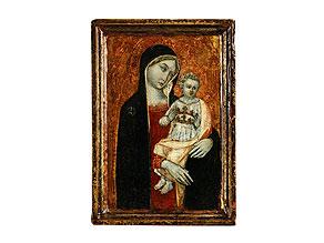 Detail images:  Italienischer Meister des 15. / 16. Jahrhunderts