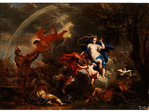 Detail images:  Französischer Maler des 17./ 18. Jahrhunderts