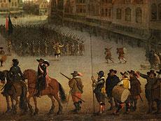 Detail images: Joost Cornelisz Droochsloot, 1586 - 1666
