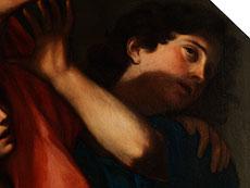 Detail images: Carlo Cignani, 1628 - 1719, Umkreis des