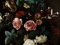 Detail images: Abraham Begyn, 1650 - 1697
