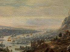 Detail images: Dionys Verburgh, 1655 Rotterdam - 1722