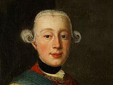 Detail images: Hofportraitist des 18. Jahrhunderts