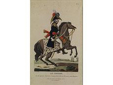 Detail images: Serie von 13 Stichen mit Darstellung der Generäle und Admiräle des französischen Heeres gegen England