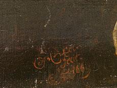 Detail images: Gerbrand van den Eeckhout, 1621 Amsterdam - 1674