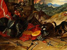 Detailabbildung: Jan Brueghel der Jüngere, 1601 Antwerpen - 1678 Antwerpen