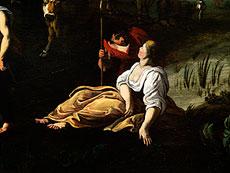 Detailabbildung: Bartholomeus Breenbergh, um 1598 - um 1657, zug.
