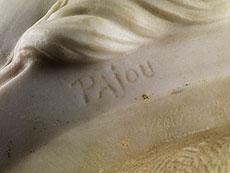 Detail images: Augustin Pajou, 1730 Paris - 1809