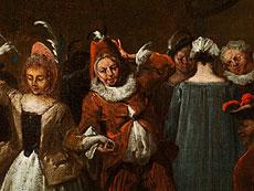 Detail images: Jan Baptist Lambrechts, 1680 - 1731 Antwerpen, zug.