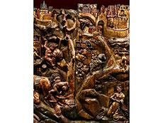 Detail images: Fränkischer Bildschnitzer des 16. Jahrhunderts
