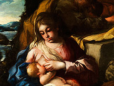 Detail images: Maler der Neapolitanischen Schule des 17. / 18. Jahrhunderts