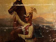 Detail images: George Dawe, 1781 - 1829