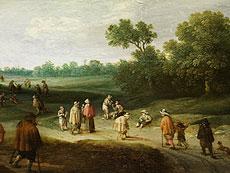 Detail images: Joost Cornelisz Droochsloot, 1586 - 1666, zug.