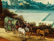 Detail images: Joos de Momper, 1554 Antwerpen - 1635, Umkreis