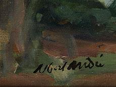 Detail images: Albert André, 1869 - 1954