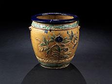 Detail images: Große Keramikvase