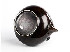 Detail images: Japanische Bronzevase