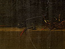 Detail images: Schule von Bologna Wohl Wiederholung von Domenico Domenichino, 1581 - 1641, Schüler von Annibale Carracci, 1560 - 1609, erste Hälfte 17. Jahrhundert