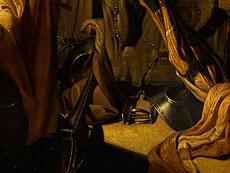 Detail images: Jacob Duck, 1600 Holland - 1667 Utrecht, zug.