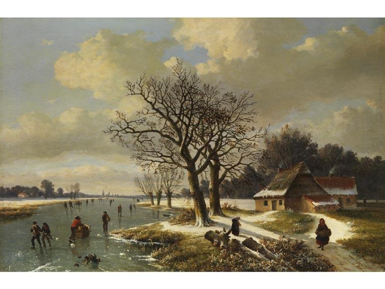 Louis Pierre Verwee, 1807 - 1877