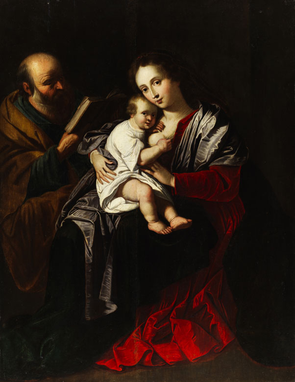 Gérard Seghers, 1591 Antwerpen - 1651