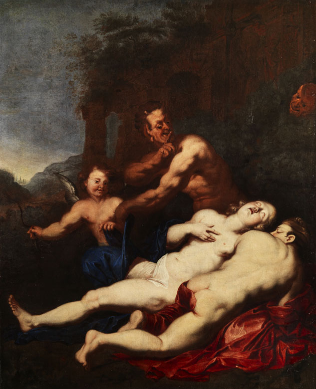 Genueser Meister des 17. Jahrhunderts
