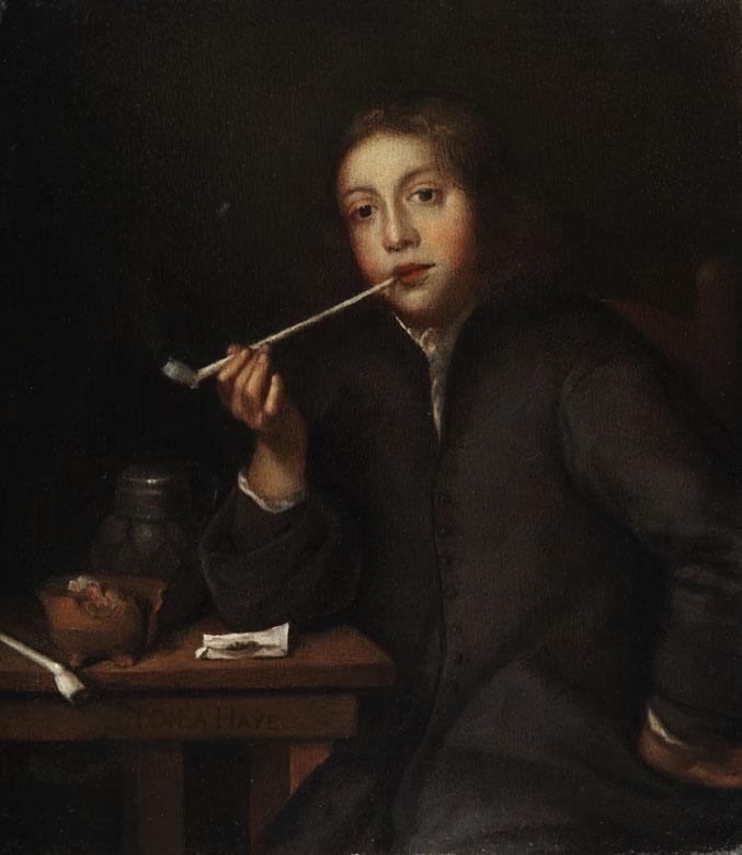 Reinier de la Haye, um 1640 Den Haag - nach 1695