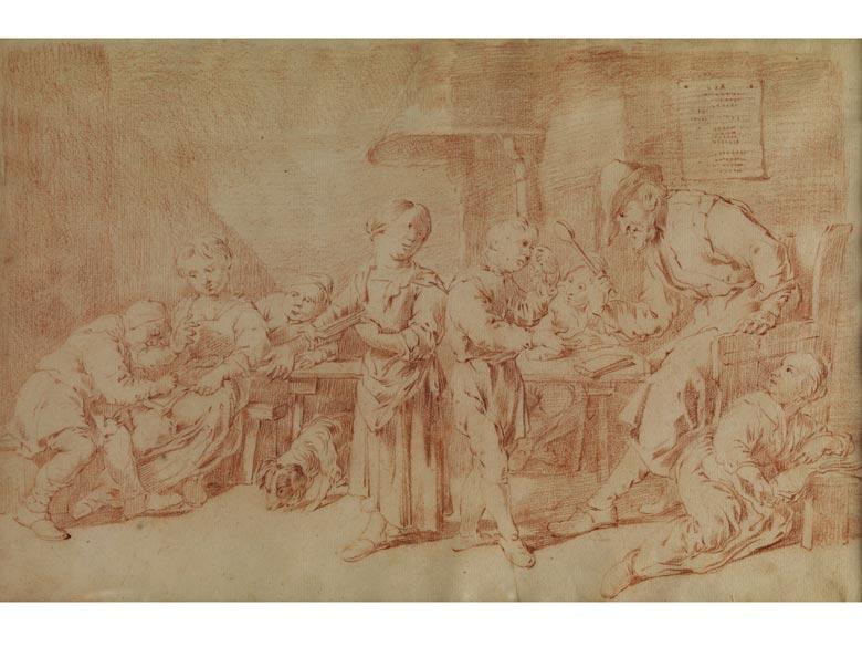 Jacob van Toorenvliet, 1635 Leiden - 1719