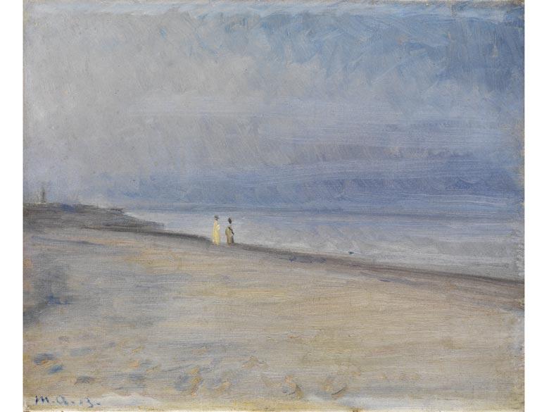 Michael Peter Ancher, 1849 Bornholm - 1927 Skagen