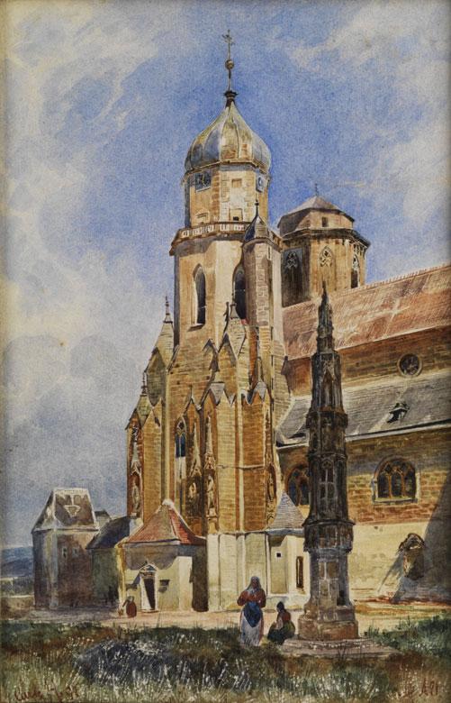 Rudolf von Alt, 1812 - 1905 Wien