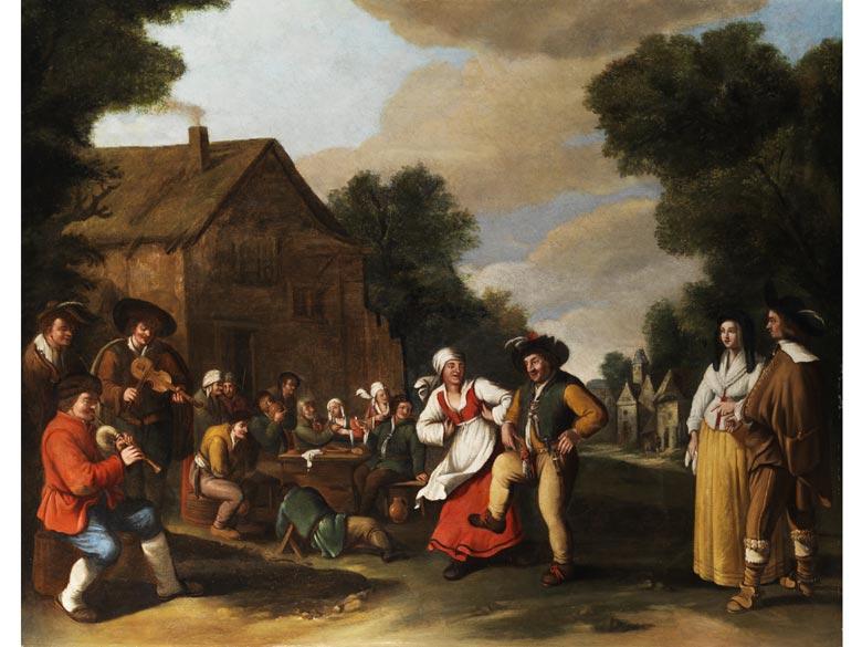 Thomas van Apshoven, 1622 Antwerpen - 1664 Antwerpen, zug./ Umkreis