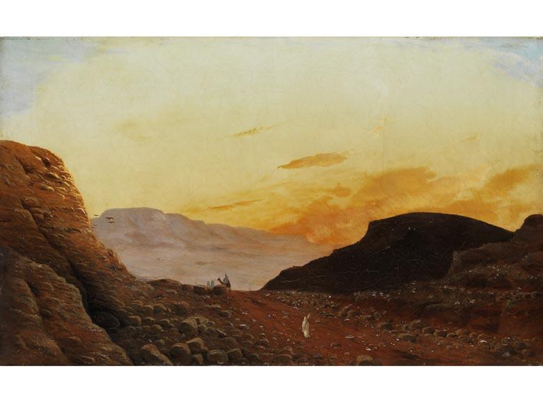 Ercole Gigante, 1815 - 1860