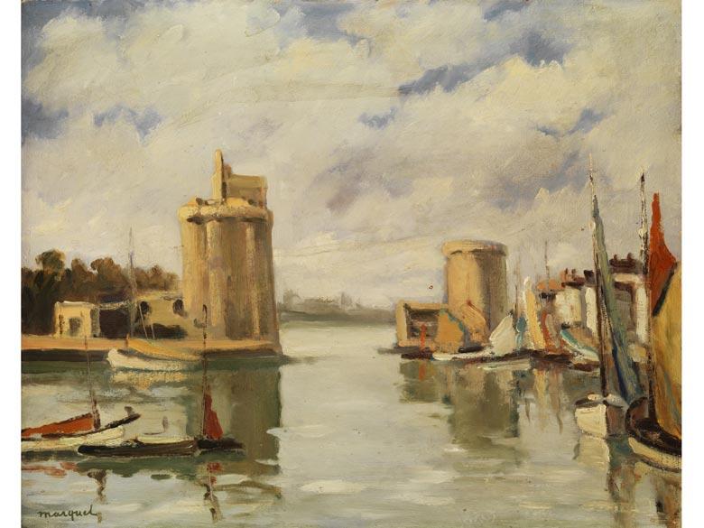 Französischer Maler des 19./ 20. Jahrhunderts