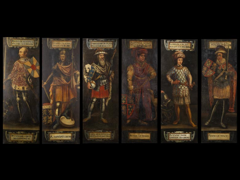 Brabanter Hofmaler des 17. Jahrhunderts