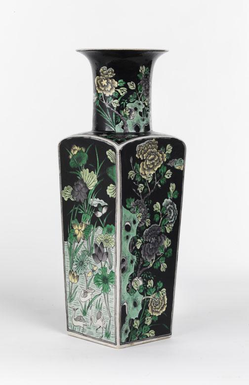 Vier-Jahreszeiten-Vase (Sommer)